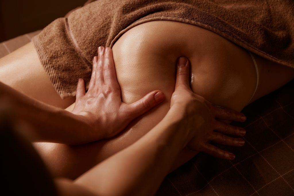 Rumpamassage